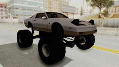 Pontiac Firebird Trans Am Monster Truck 1982