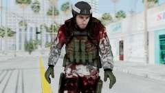 Black Mesa - Wounded HECU Marine Medic v1