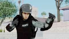 La Gendarmerie, Qui Émeute De La Peau