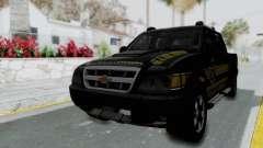 Chevrolet S10 Policia Caminera Paraguaya