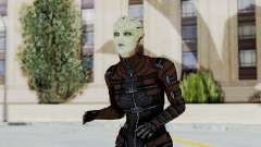 Mass Effect 1 Asari Clone Commando
