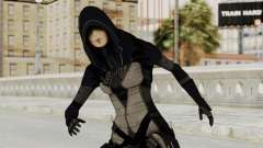 Mass Effect 2 Kasumi Black pour GTA San Andreas