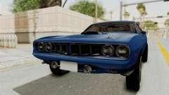 Plymouth Hemi Cuda 1971 Drag