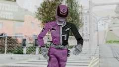 Power Rangers S.P.D - Pink