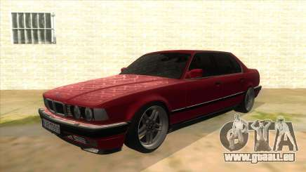 BMW E32 pour GTA San Andreas
