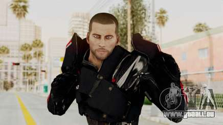 Mass Effect 3 Shepard N7 Destroyer Armor pour GTA San Andreas