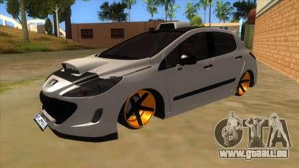 Peugeot 308 Full Sport für GTA San Andreas