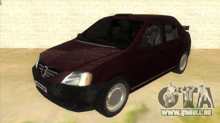 Dacia Logan Sport pour GTA San Andreas