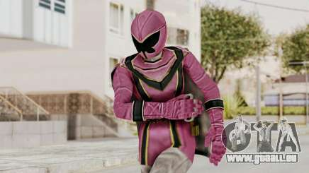 Power Rangers Mystic Force - Pink pour GTA San Andreas