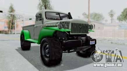 GTA 5 Bravado Duneloader Cleaner IVF für GTA San Andreas