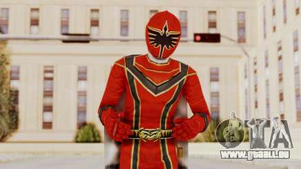 Power Rangers Mystic Force - Red pour GTA San Andreas
