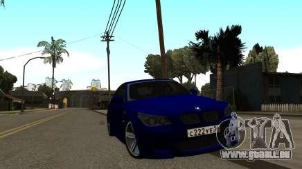 BMW M5 E60 v1.0 pour GTA San Andreas