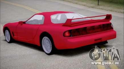 ZR - 350 für GTA San Andreas