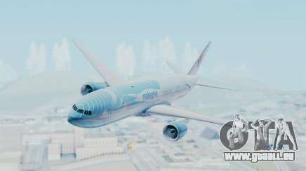 Boeing 777-2H6ER Malaysia Airlines für GTA San Andreas