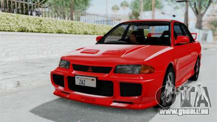 Mitsubishi Lancer Evolution III 1996 (CE9A) pour GTA San Andreas