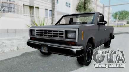 Beta VC Bobcat für GTA San Andreas