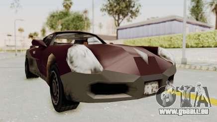 GTA 3 Yakuza Stinger für GTA San Andreas