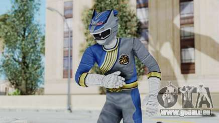 Power Rangers Wild Force - Wolf pour GTA San Andreas