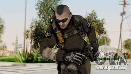 Battery Online Soldier 3 v2 pour GTA San Andreas