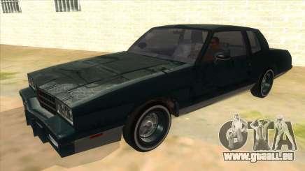 Chevrolet Monte Carlo 81 pour GTA San Andreas