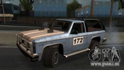Derby Rancher pour GTA San Andreas