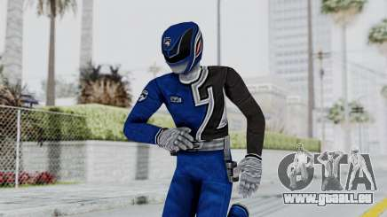 Power Rangers S.P.D - Blue pour GTA San Andreas