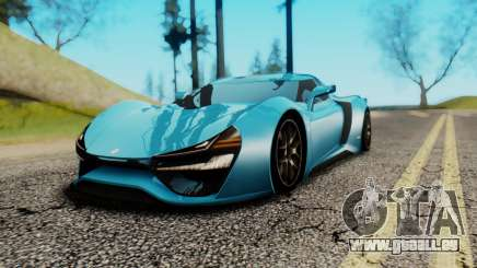 Trion Nemesis RR v0.1 Beta pour GTA San Andreas
