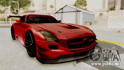 Mercedes-Benz SLS AMG GT3 PJ2 für GTA San Andreas
