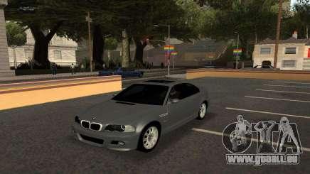 BMW M3 E46 Tunable pour GTA San Andreas