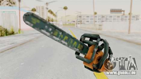 Metal Slug Weapon 8 für GTA San Andreas