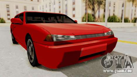 Flash Sport für GTA San Andreas