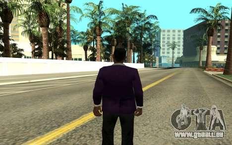 Jizzy pour GTA San Andreas deuxième écran