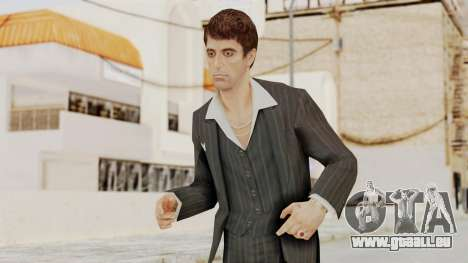 Scarface Tony Montana Suit v2 pour GTA San Andreas