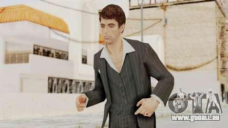 Scarface Tony Montana Suit v2 für GTA San Andreas