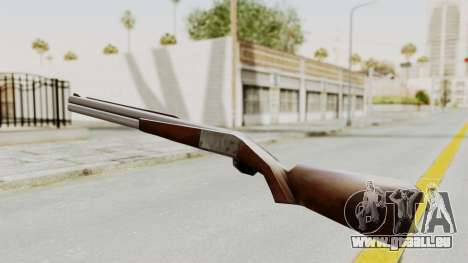 Liberty City Stories Shotgun für GTA San Andreas zweiten Screenshot
