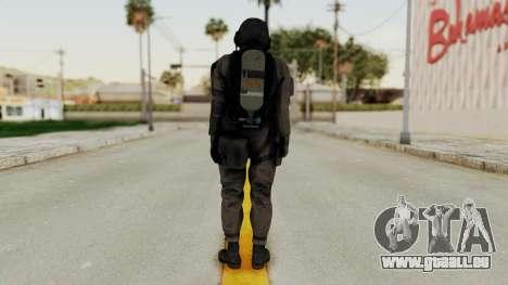 MGSV Phantom Pain Cipher XOF Cyprus pour GTA San Andreas troisième écran