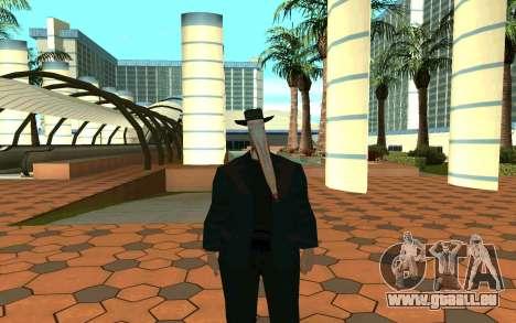 Cigogne pour GTA San Andreas