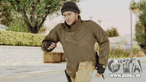 MGSV Phantom Pain CFA Sniper für GTA San Andreas
