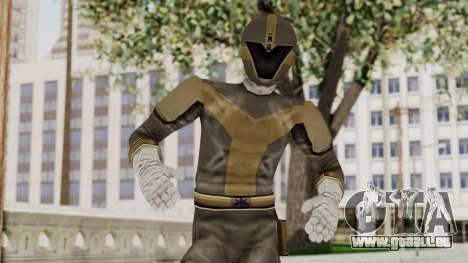 Power Rangers Lightspeed Rescue - Titanium pour GTA San Andreas