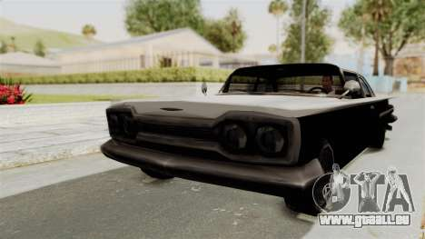 Voodoo Limited Edition pour GTA San Andreas