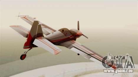 Zlin Z-50 LS Classic pour GTA San Andreas vue de droite