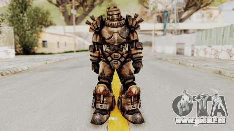 UT2004 The Corrupt - Axon für GTA San Andreas zweiten Screenshot