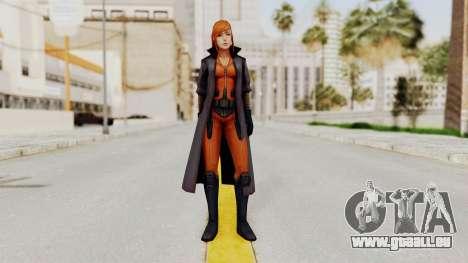 Marvel Future Fight - Elsa Bloodstone pour GTA San Andreas deuxième écran