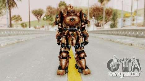 UT2004 The Corrupt - Cyclops für GTA San Andreas zweiten Screenshot
