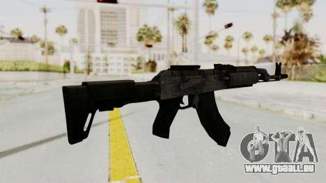 RSPN-101 (R-101C) für GTA San Andreas zweiten Screenshot
