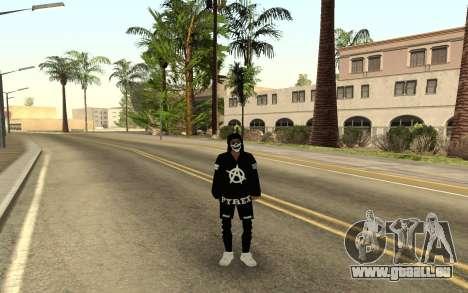 Neue Obdachlose v4 für GTA San Andreas