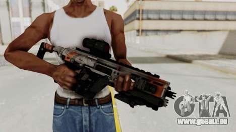 CAR-101 pour GTA San Andreas troisième écran