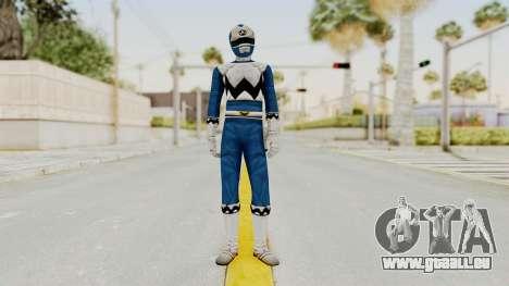 Power Rangers Lost Galaxy - Blue für GTA San Andreas zweiten Screenshot