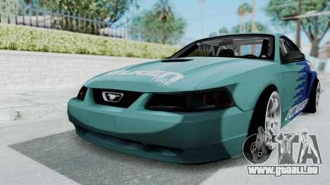 Ford Mustang 1999 Drift Falken für GTA San Andreas
