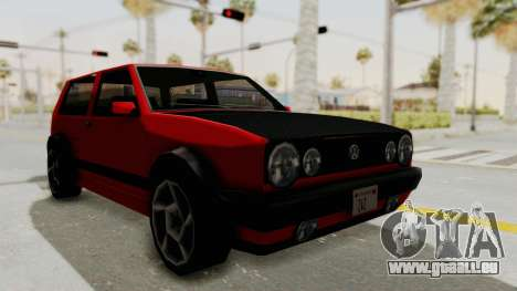 Club GTI pour GTA San Andreas